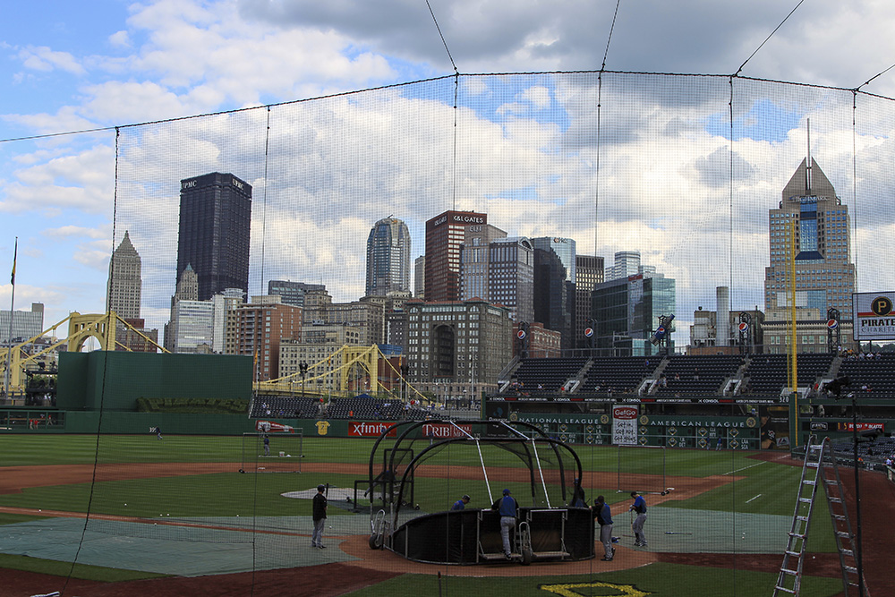 Ballpark Roadtrip: PNC Park